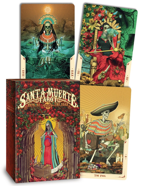 Santa Muerte Tarot - Book of the Dead