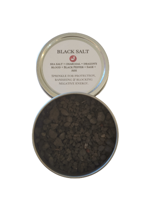 Black Salt - Protection Blend