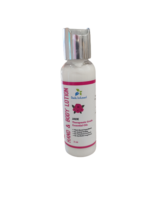 Jade Hand and Body Lotion 2 oz