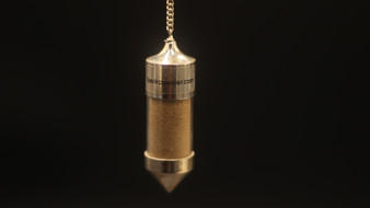 Silver Bank Powder Pendulum
