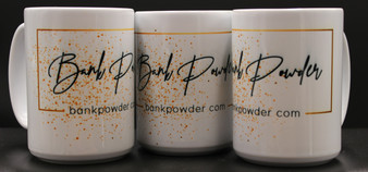 Bank Powder Coffee Mug