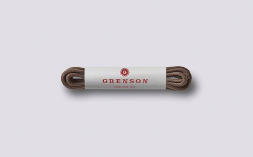 Grenson Tan Shoe Laces - Main