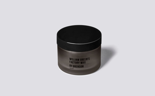 Grenson William Green's Dark Brown Factory Wax - Main