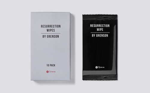 Grenson Resurrection Wipes - Main