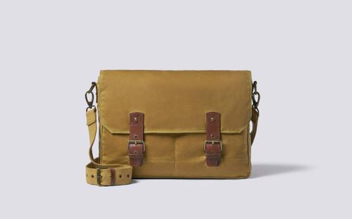 Grenson Messenger Bag - Main