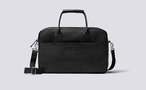 Grenson Leather Holdall - Main View