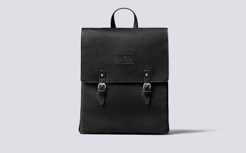Grenson Leather City Backpack - Main View