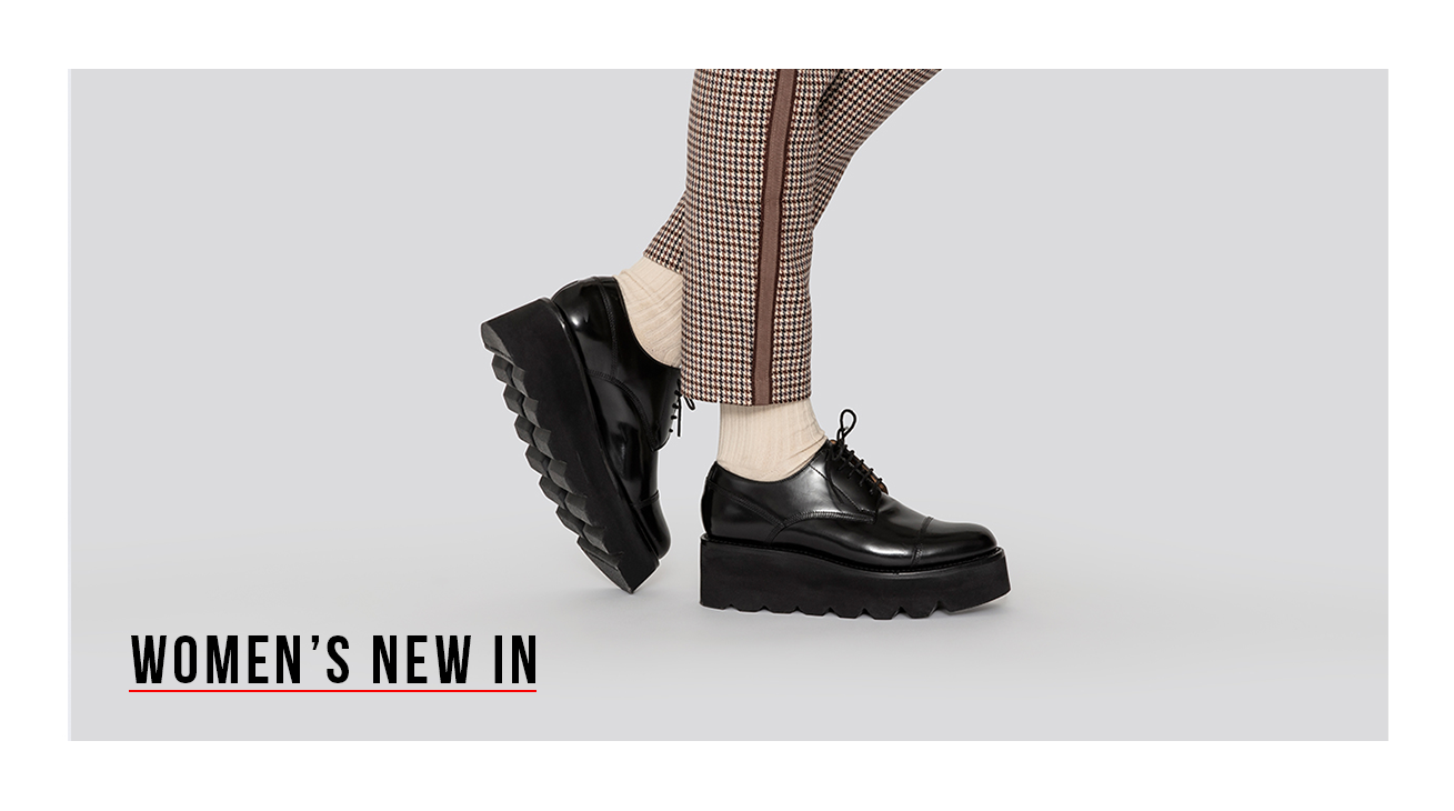 Shop the Grenson Women's New In Collection
