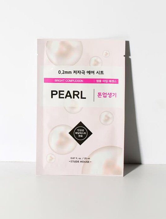 ETUDE HOUSE 0.2mm Therapy Air Mask (Pearl)