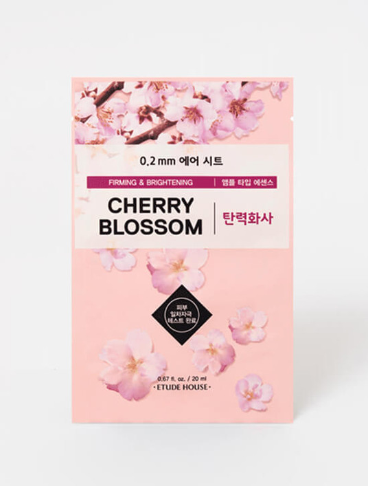 ETUDE HOUSE 0.2mm Therapy Air Mask (Cherry Blossom)
