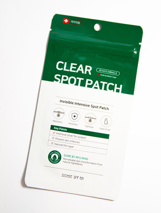 SOME BY MI 30 Days Miracle Clear Spot Patch 18pcs