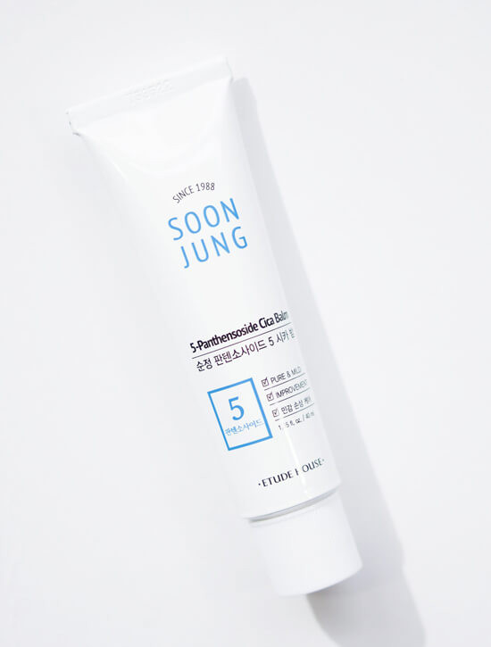 ETUDE HOUSE SoonJung 5-Panthensoside Cica Balm 40ml