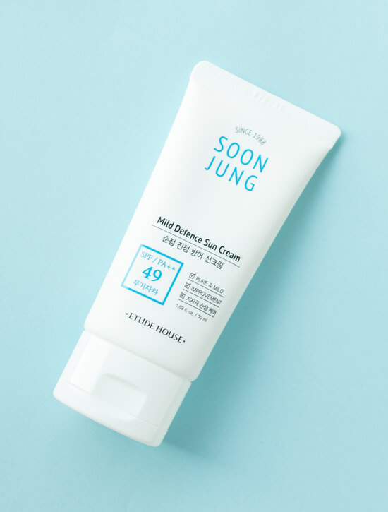 ETUDE HOUSE Soonjung Mild Defence Sun Cream 50ml