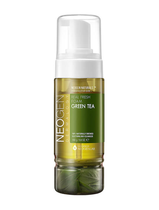 NEOGEN Real Fresh Foam Green Tea 160g