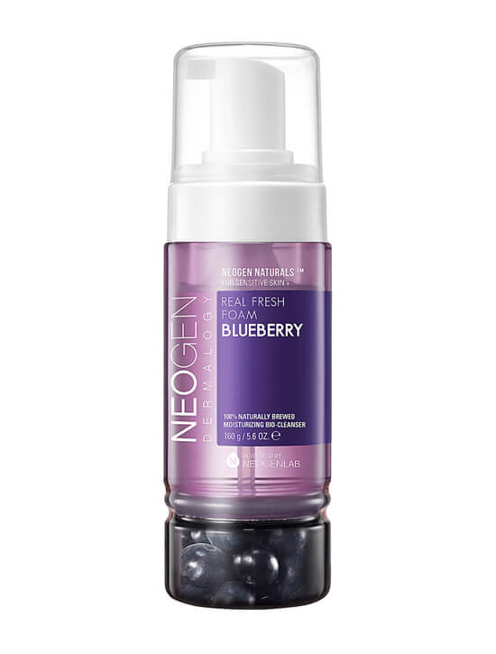 NEOGEN Real Fresh Blueberry Foam Cleanser 160g