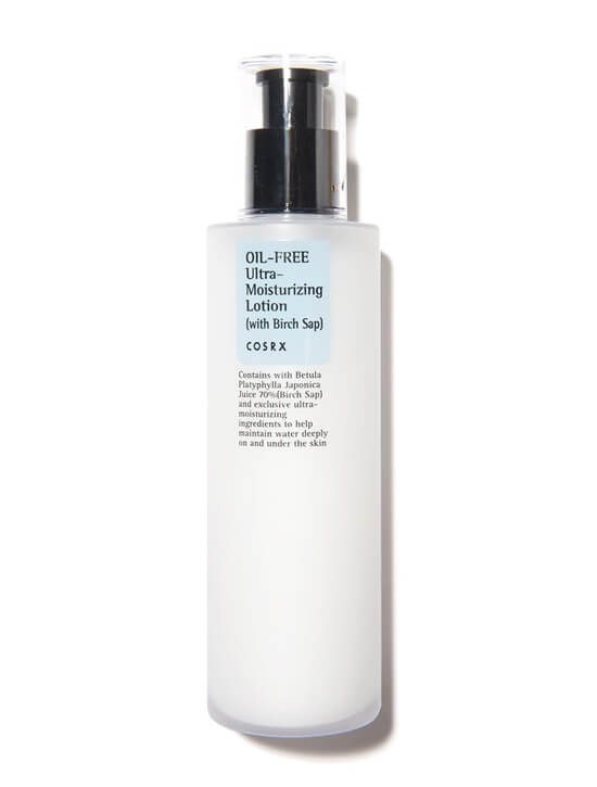 COSRX Oil-Free Ultra Moisturising Lotion (with Birch Sap) 100ml