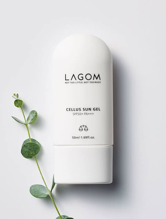 LAGOM Cellus Sun Gel SPF50 PA+++ 50ml