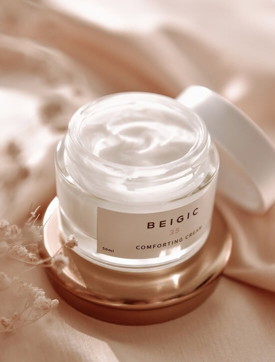 BEIGIC Comforting Cream 50ml
