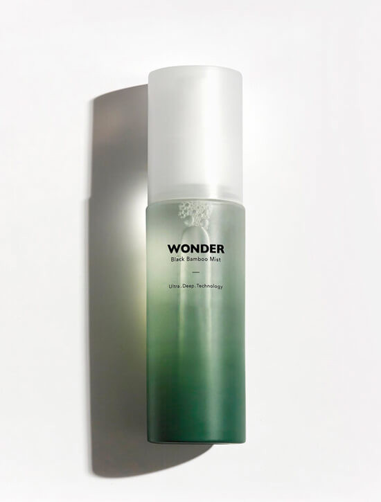 Haruharu WONDER Black Bamboo Mist 80ml