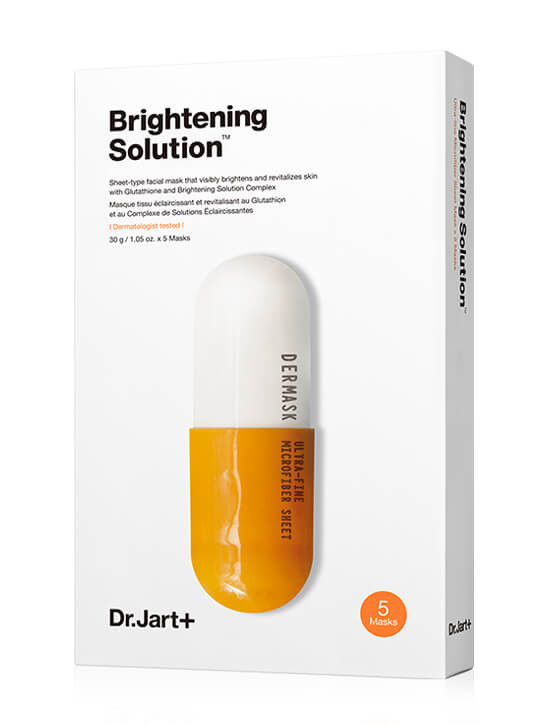 DR. JART+ Dermask Micro Jet Brightening Solution 30g