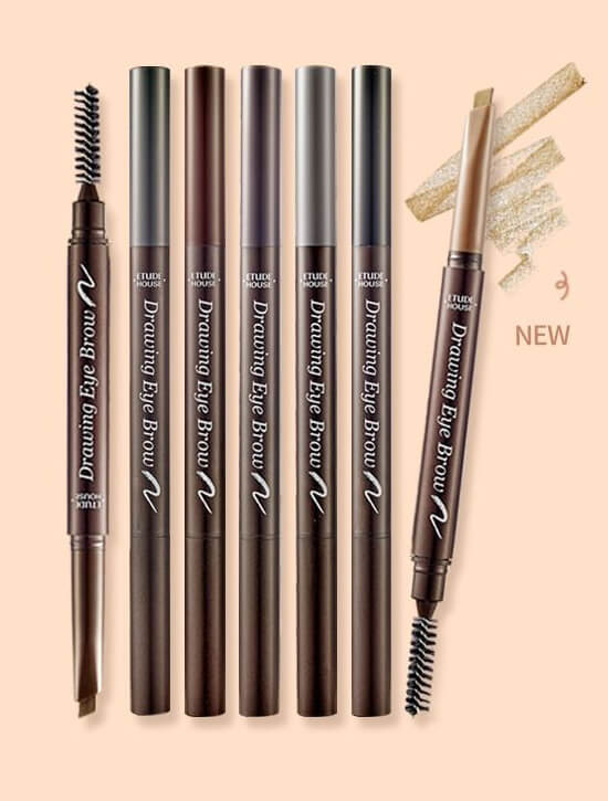 ETUDE HOUSE Drawing Eye Brow (7 Colours)