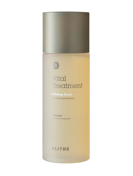 BLITHE Vital Treatment Essence 5 Energy Roots 150ml