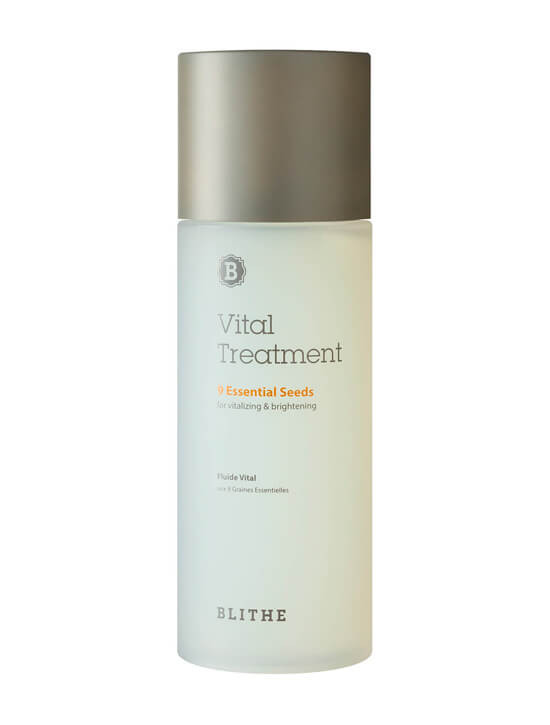 BLITHE Vital Treatment Essence 9 Essential Seeds 150ml