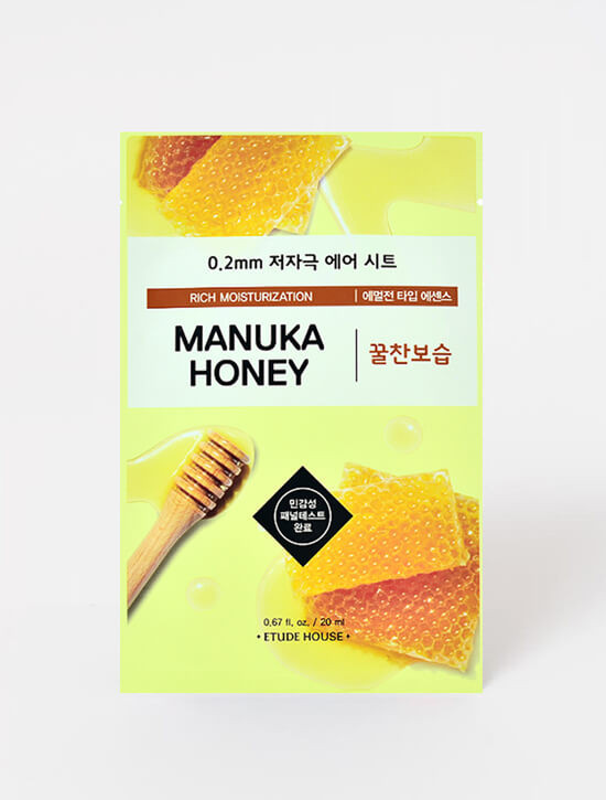 ETUDE HOUSE 0.2mm Therapy Air Mask (Manuka Honey)