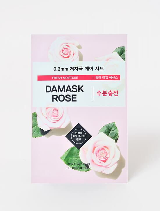 ETUDE HOUSE 0.2mm Therapy Air Mask (Damask Rose)