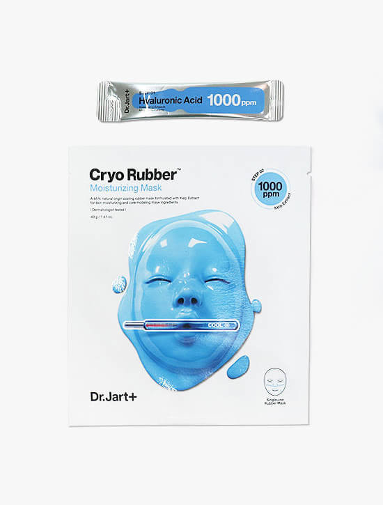 DR. JART+ Cryo Rubber with Moisturising Hyaluronic Acid