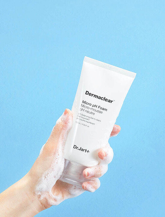 DR. JART+ Dermaclear Micro pH Foam 120ml