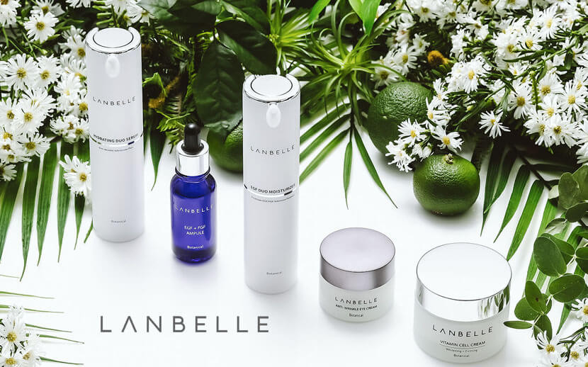Simple Perfection : LANBELLE