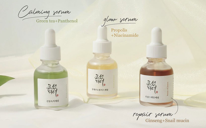 Beauty of Joseon: Which Serum for Your Skin Type?