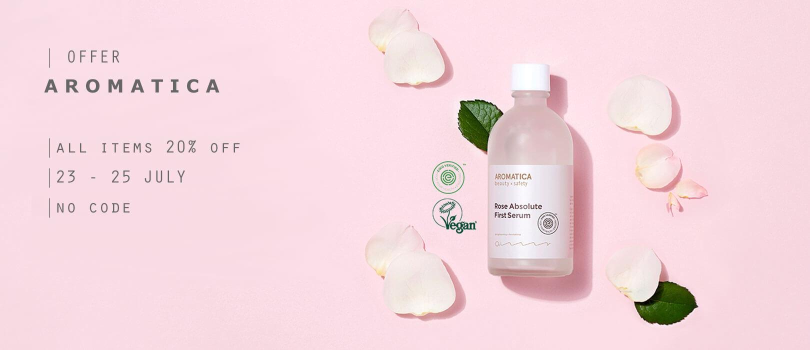 Aromatica Skincare - Melon & Starfish