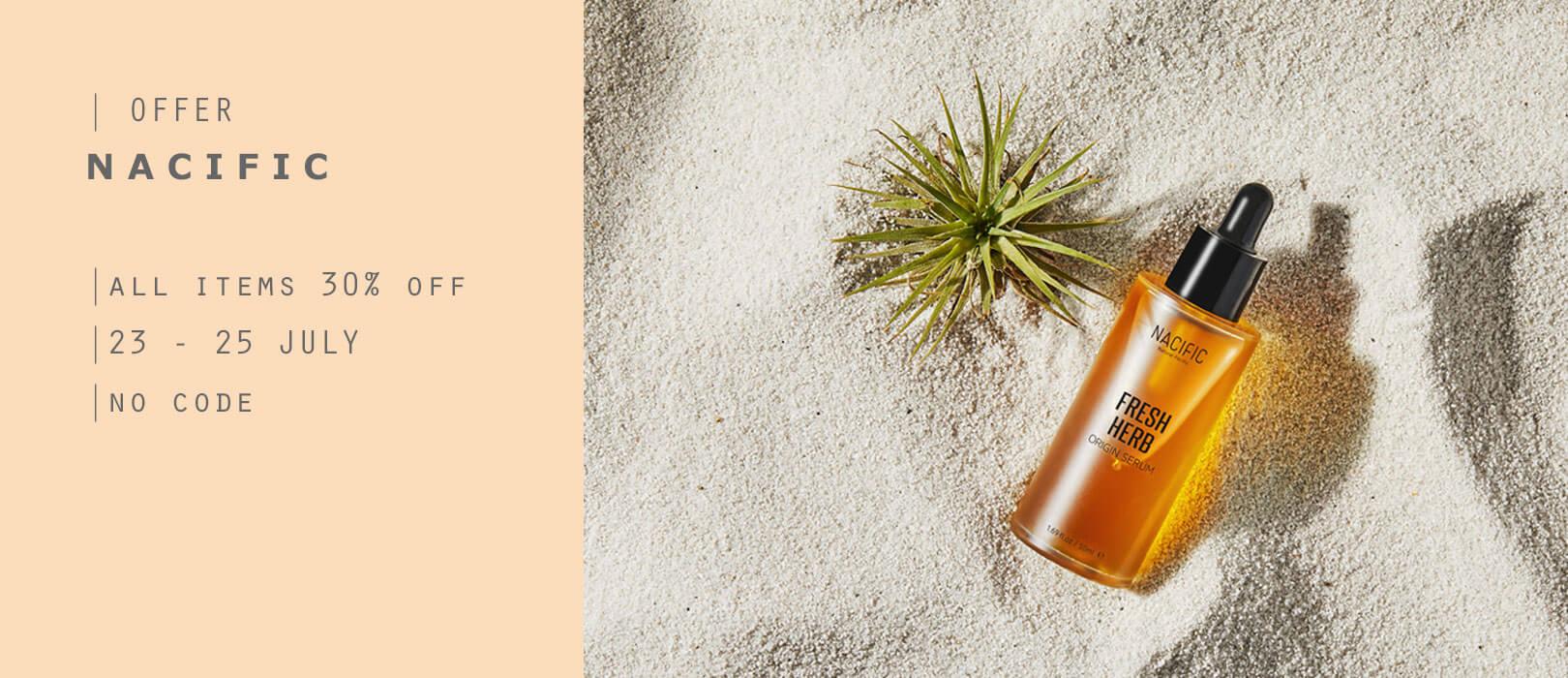 Nacific Skincare - Melon & Starfish