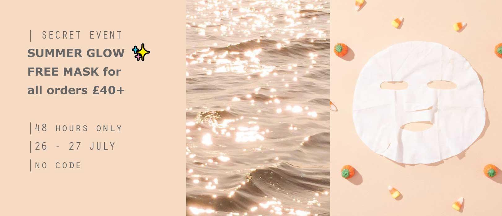 Korean Mask Skincare - Melon & Starfish