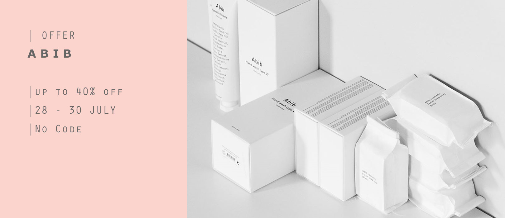 ABIB Skincare - Melon & Starfish
