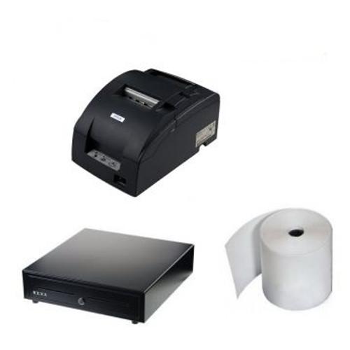 Kounta Ipad POS Bundle (Epson TM-U220 Kitchen Printer + Cash Drawer)