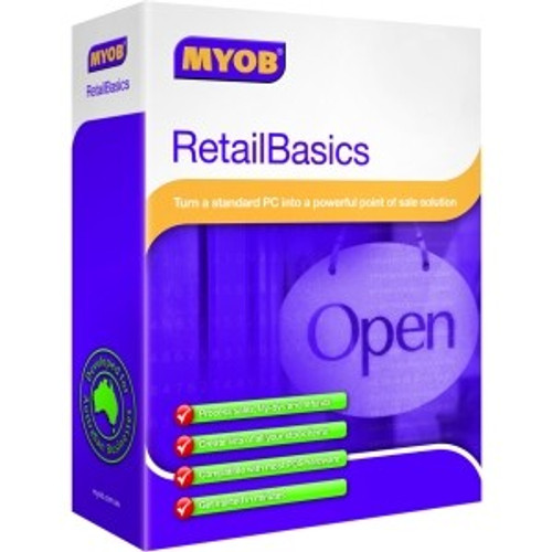 MYOB RetailBasic POS Software