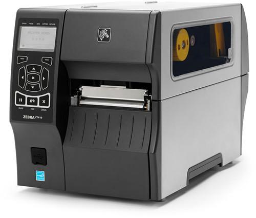 Zebra ZT410 203DPI 4 Thermal Transfer And Direct Thermal Label Printer