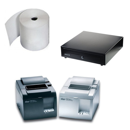 Vend Pos Bundle (Star TSP100 Thermal Receipt Printer + Nexa CB910 Cash Drawer)