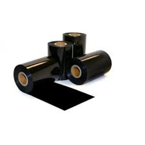 Ribbon Wax/Resin 57 X 74 BLK For TLP2824 - (PACK OF 10 RIBBONS)