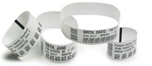 Z-BAND Direct INFANT 25X178MM 300 Bands/Cartr WHITE