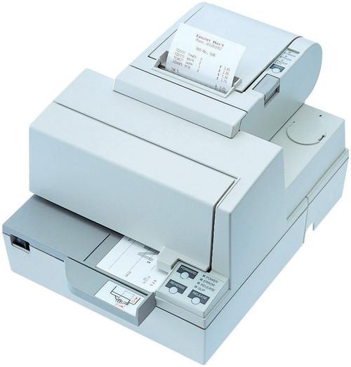 Epson TM-H5000II Hybrid Printer Serial, No Power Supply, With MICR,  Cool White Colour