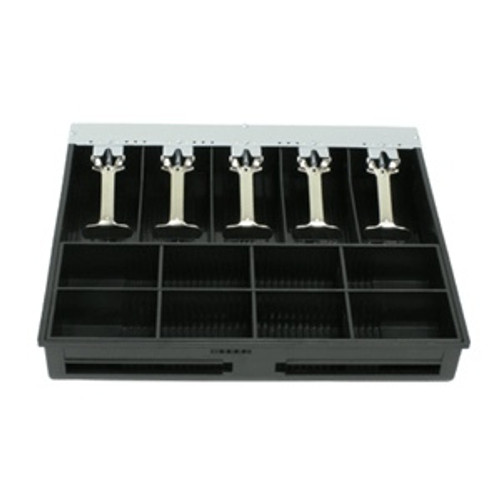 VPOS CASH DRAWER INSERT EC410 5NOTE 8COIN