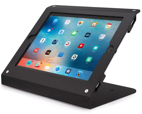 """The Edge IPAD POS Stand - POS Kiosk stand made for the iPad Air and iPad Pro 9.7""""."""