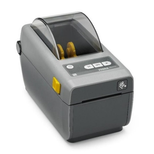 Zebra ZD410 Desktop Direct Thermal Label Printer BT/USB