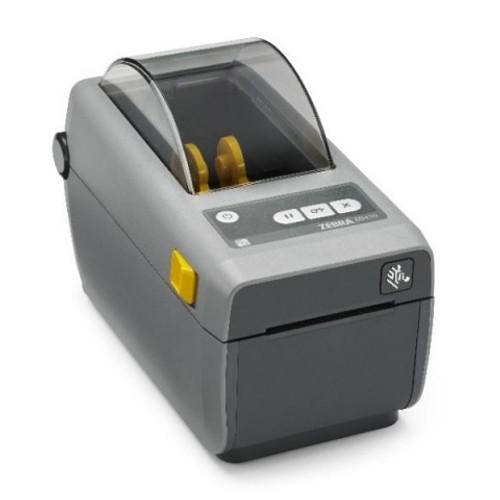 Zebra ZD410 Desktop Direct Thermal Label Printer BT/USB
