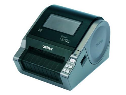 BROTHER Desktop QL-1050 DT 300DPI 4IN USB RS232 Professional Label Printer