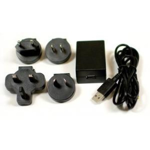 Socket AC Power Supply with USB charge cable CHS 1 pack